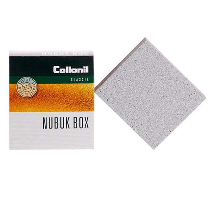 Reinigungsgummi mit Crepe für Velours- und Nubukleder collonil, Neutral, Schwarz, 902-6038 - 13