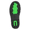 Grüne Gummistiefel für Kinder mini-b, Grűn, 292-7200 - 26