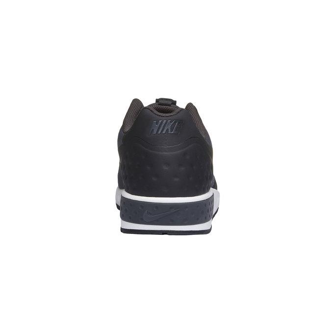 Herren-Sneakers in sportlichem Look nike, Schwarz, 809-6328 - 17