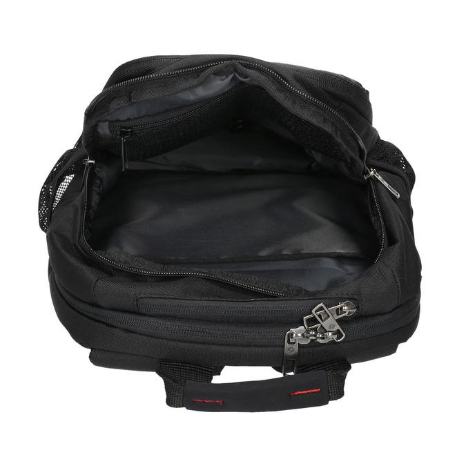 Notebook-Rucksack in Top-Qualität, Schwarz, 969-2395 - 15