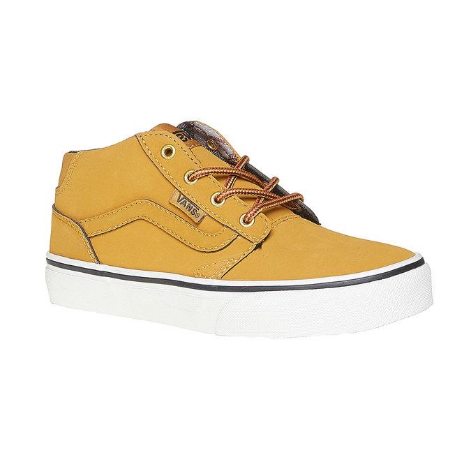 Kinder-Sneakers von Vans vans, Gelb, 401-8235 - 13