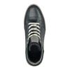 Knöchelhohe Herren-Sneakers aus Leder bata, Blau, 844-9631 - 19
