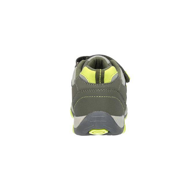 Kinder-Sportschuhe mini-b, Grűn, 411-7605 - 17
