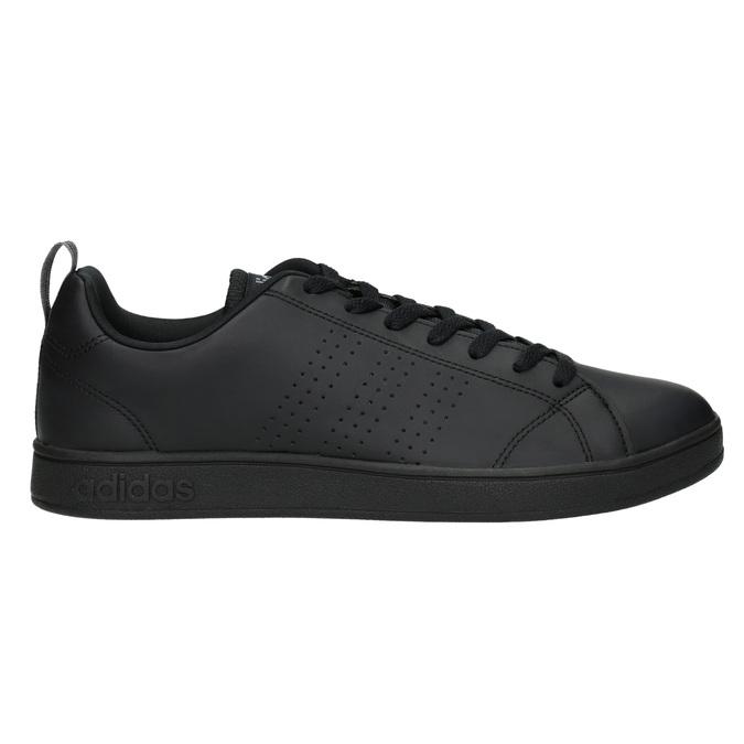 Schwarze Herren-Sneakers adidas, Schwarz, 801-6144 - 15