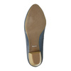 Pumps mit stabilem Absatz pillow-padding, Blau, 626-9637 - 26