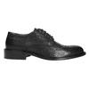 Lederhalbschuhe für Herren bata-the-shoemaker, Schwarz, 824-6292 - 15