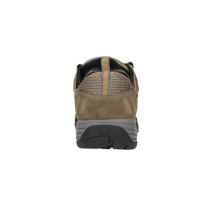 Outdoor-Schuhe aus Leder power, Braun, 803-3118 - 17