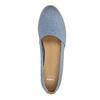 Damen Slip-Ons bata, Blau, 516-9602 - 19