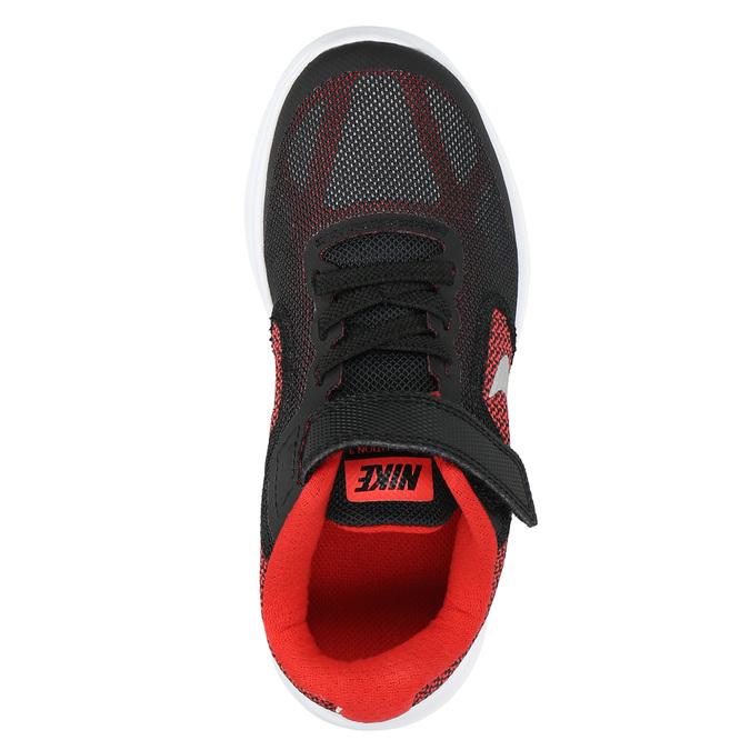 Sportliche Kinder-Sneakers nike, Schwarz, 309-5149 - 19