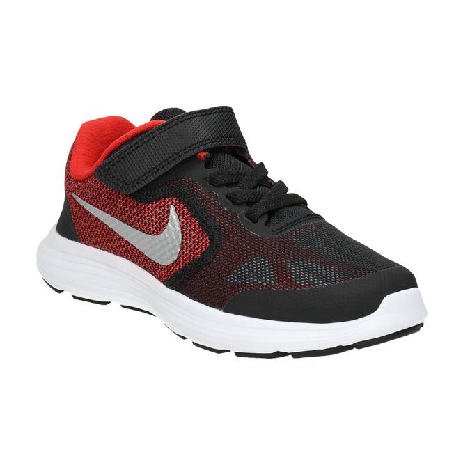 Sportliche Kinder-Sneakers nike, Schwarz, 309-5149 - 13