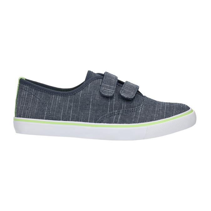 Kinder-Sneakers mit Klettverschluss north-star-junior, Blau, 419-9611 - 15