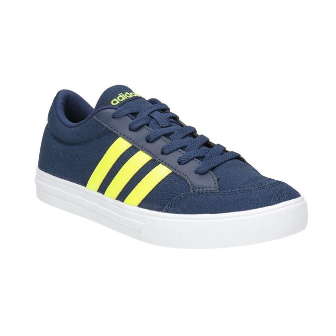 Blaue Knaben-Sneakers adidas, Blau, 489-8119 - 13