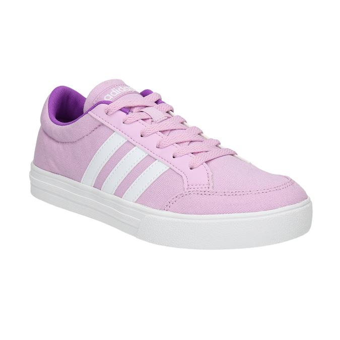 Lila Mädchen-Sneakers adidas, Rosa, 489-9119 - 13