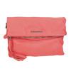 Crossbody-Damenhandtasche aus Leder fredsbruder, Rot, 964-5037 - 19