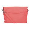 Crossbody-Damenhandtasche aus Leder fredsbruder, Rot, 964-5037 - 26