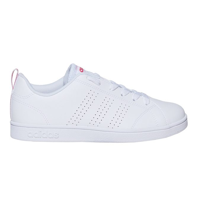Weisse Kinder-Sneakers adidas, Weiss, 401-5133 - 15