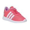 Rosa Mädchen-Sneakers adidas, Rosa, 109-5288 - 13