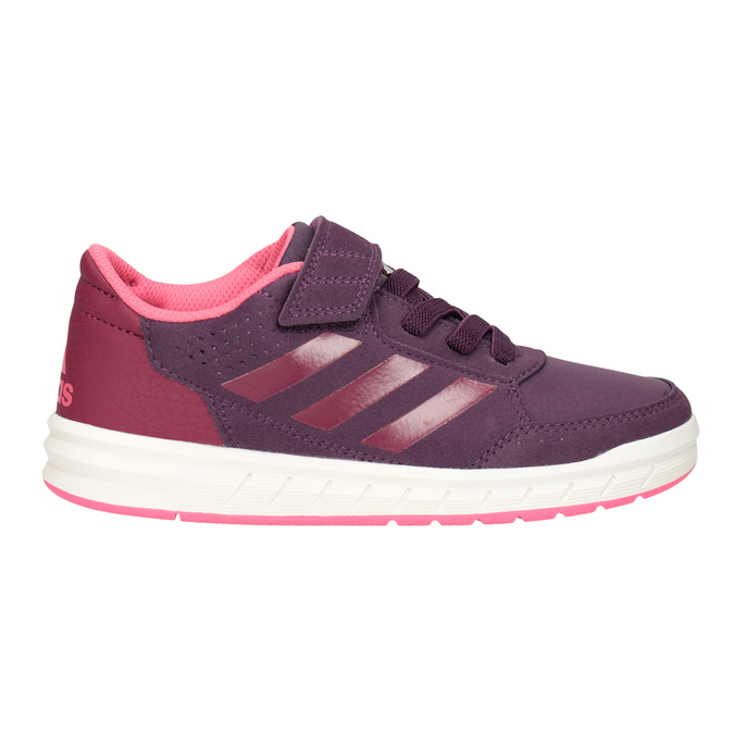 Lila Kinder-Sneakers adidas, Violett, 301-5194 - 26