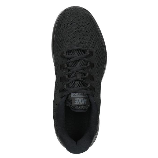 Schwarze Herren-Sneakers nike, Schwarz, 809-6290 - 15