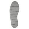 Graue Herren-Sneakers north-star, Grau, 841-2607 - 19