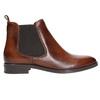 Damen-Chelsea-Boots aus Leder bata, Braun, 594-4635 - 15