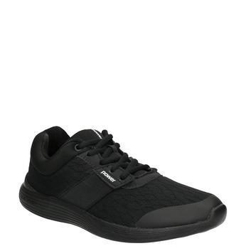 Schwarze Damen-Sneakers power, Schwarz, 509-6203 - 13