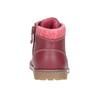 Knöchelschuhe für Mädchen bubblegummer, Rosa, 124-5601 - 17