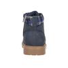 Blaue Kinder-Winterschuhe weinbrenner-junior, Blau, 411-9607 - 17