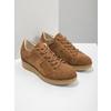 Braune Leder-Sneakers bata, Braun, 523-8604 - 19