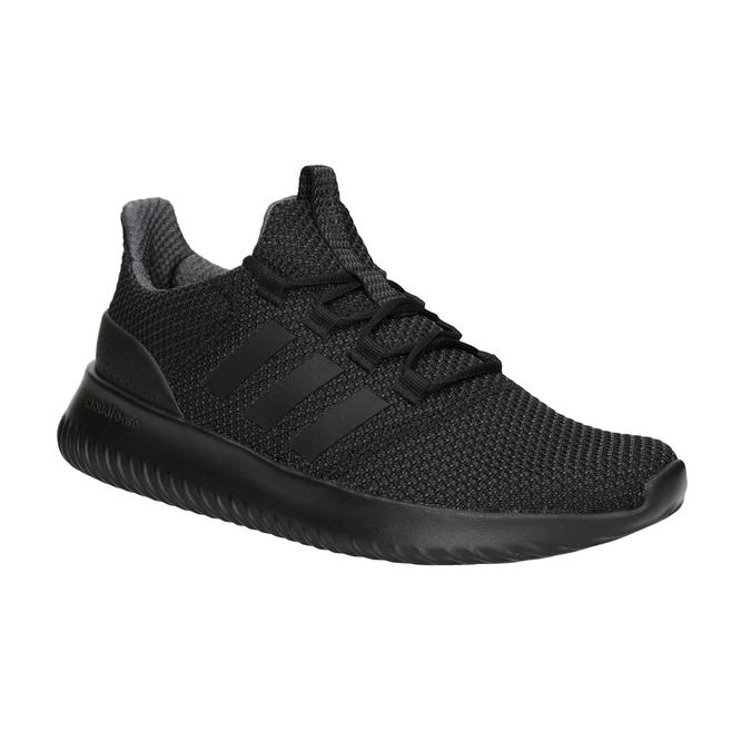 Schwarze Herren-Sneakers adidas, Schwarz, 809-6204 - 13