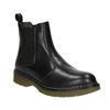 Damen-Chelsea-Boots aus Leder bata, Schwarz, 594-6680 - 13