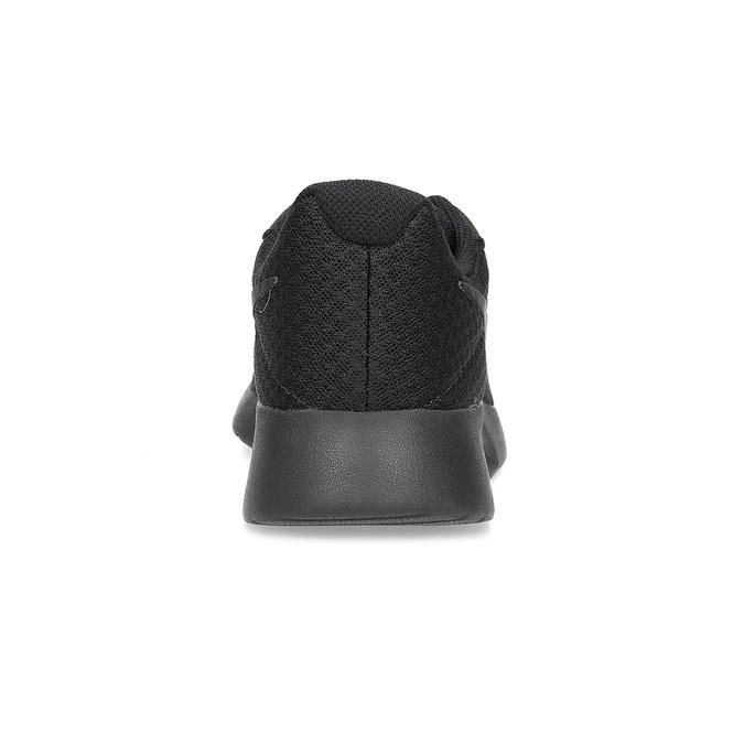 Schwarze Damen-Sneakers, Schwarz, 509-0157 - 15