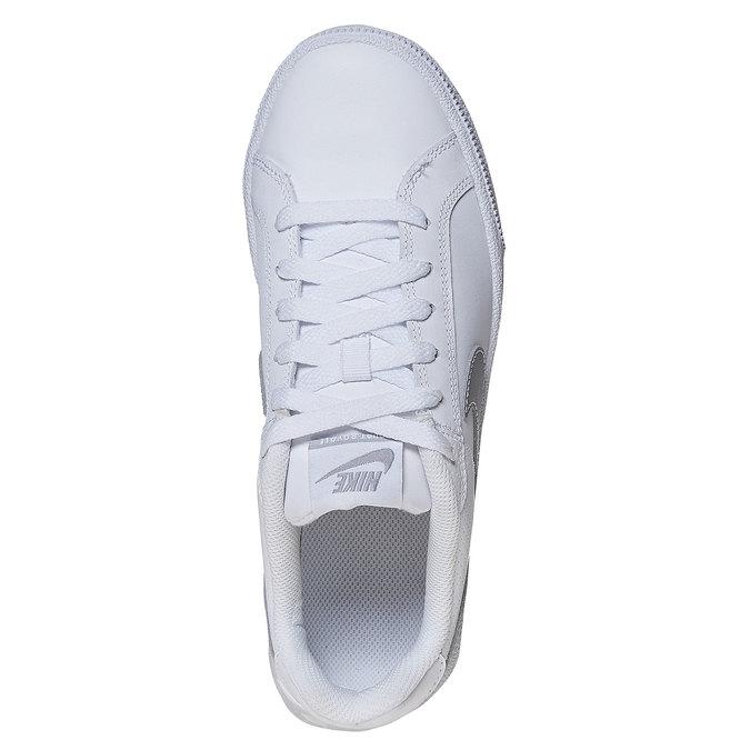 Weiße Damen-Sneakers nike, Weiss, 501-1164 - 19