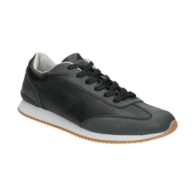 Legere Herren-Sneakers, Schwarz, 801-6180 - 13