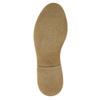 Braune Halbschuhe aus Leder bata, Braun, 826-4620 - 19