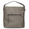 Damen-Hobo-Handtasche aus Leder mit Gurt gabor-bags, Braun, 961-8029 - 26
