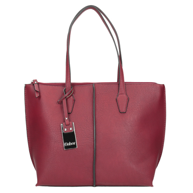 Rote Damenhandtasche gabor-bags, Rot, 961-5059 - 26