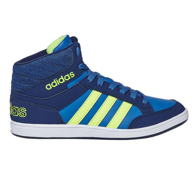 Knöchelhohe Kinder-Sneakers adidas, Blau, 401-9291 - 15
