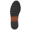 Damen-Monk-Shoes aus Leder bata, Rot, 516-5611 - 19