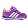 Lila Kinder-Sneakers adidas, Violett, 109-5157 - 15