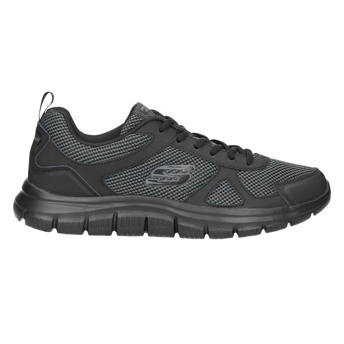 Schwarze Herren-Sneakers skechers, Schwarz, 809-6331 - 26