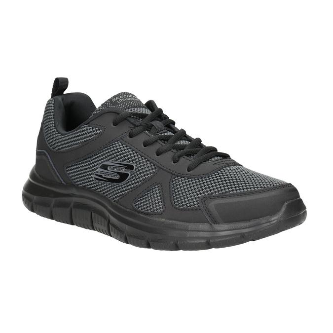 Schwarze Herren-Sneakers skechers, Schwarz, 809-6331 - 13