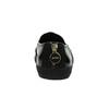 Damen-Slip-Ons mit Spitze geox, Schwarz, 511-6095 - 16