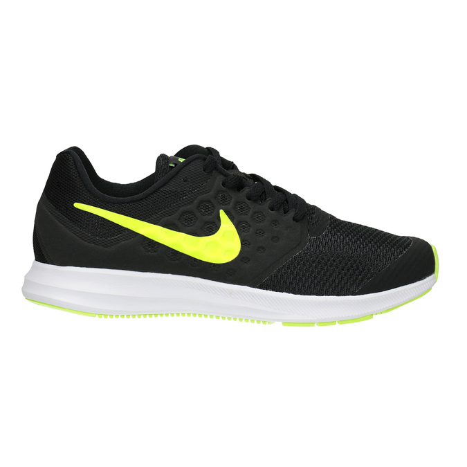 Sportliche Kinder-Sneakers nike, Schwarz, 409-6145 - 26