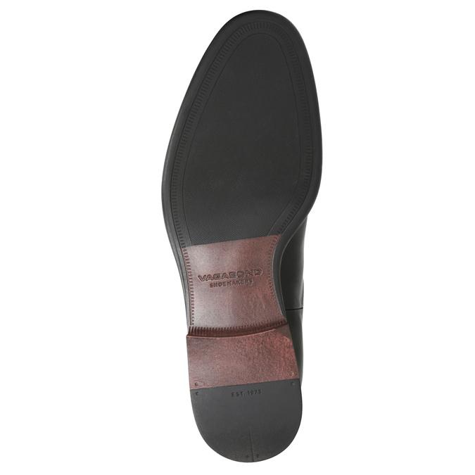 Herren-Chelsea-Boots aus Leder vagabond, Schwarz, 814-6024 - 17