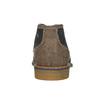 Herren-Knöchelschuhe aus Leder bata, Blau, 826-9920 - 16