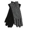 Damenhandschuhe mit Schleifchen, Schwarz, 909-6615 - 13
