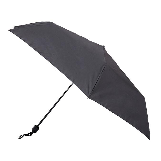 Schwarzer Taschen-Regenschirm doppler, Schwarz, 909-6659 - 13