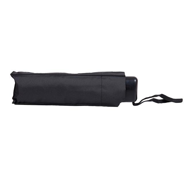 Schwarzer Taschen-Regenschirm doppler, Schwarz, 909-6659 - 16
