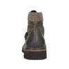 Knöchelschuhe mit massivem Absatz bata, Braun, 896-4683 - 17